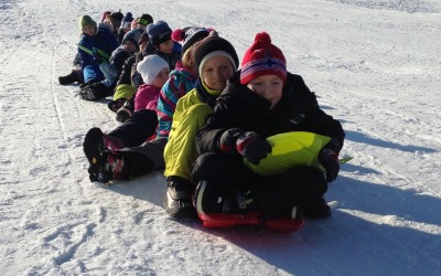 ŠVN – obvestilo o odhodu in dejavnostih v šoli