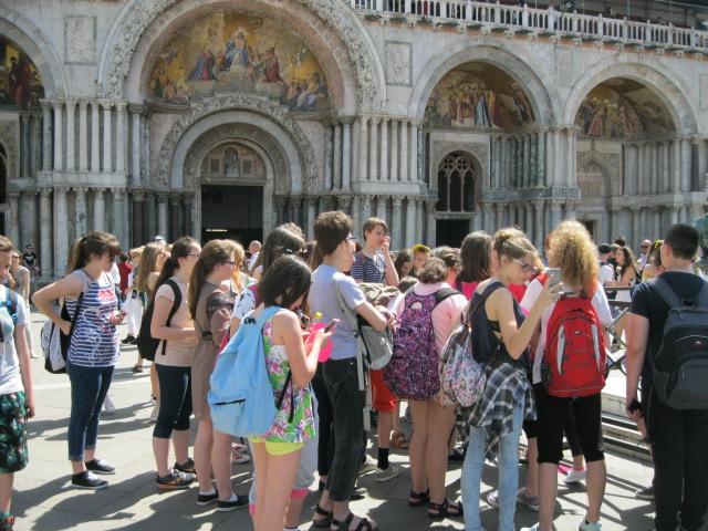 Ekskurzija v Benetke