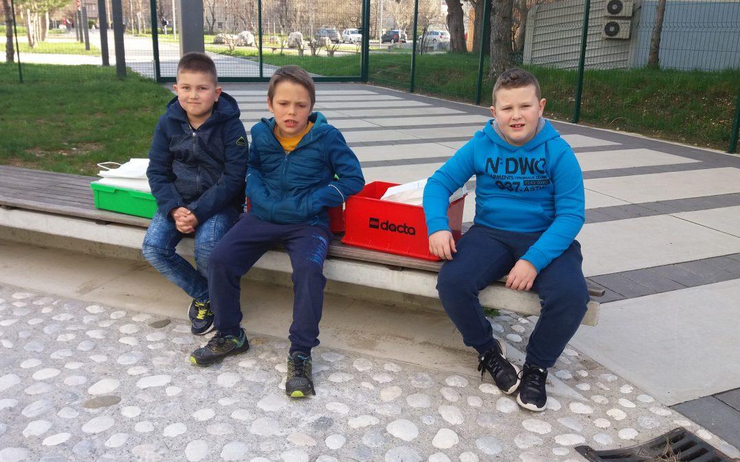 Regijsko tekmovanje mladih tehnikov