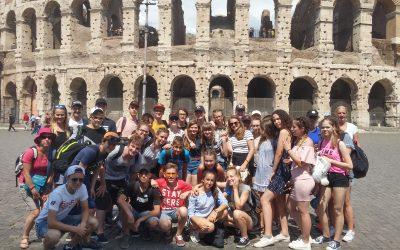 Vse poti vodijo v Rim