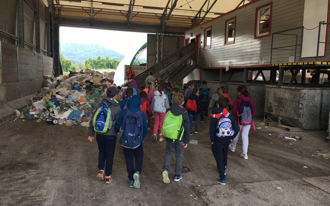 Center za ravnanje z odpadki