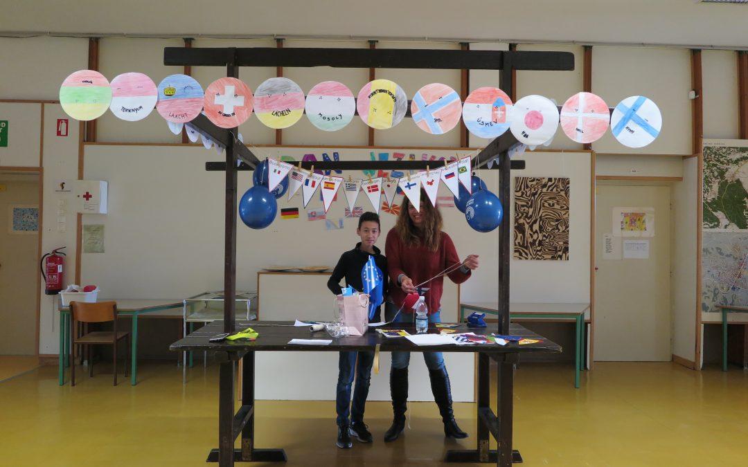 Dan jezikov na naši šoli