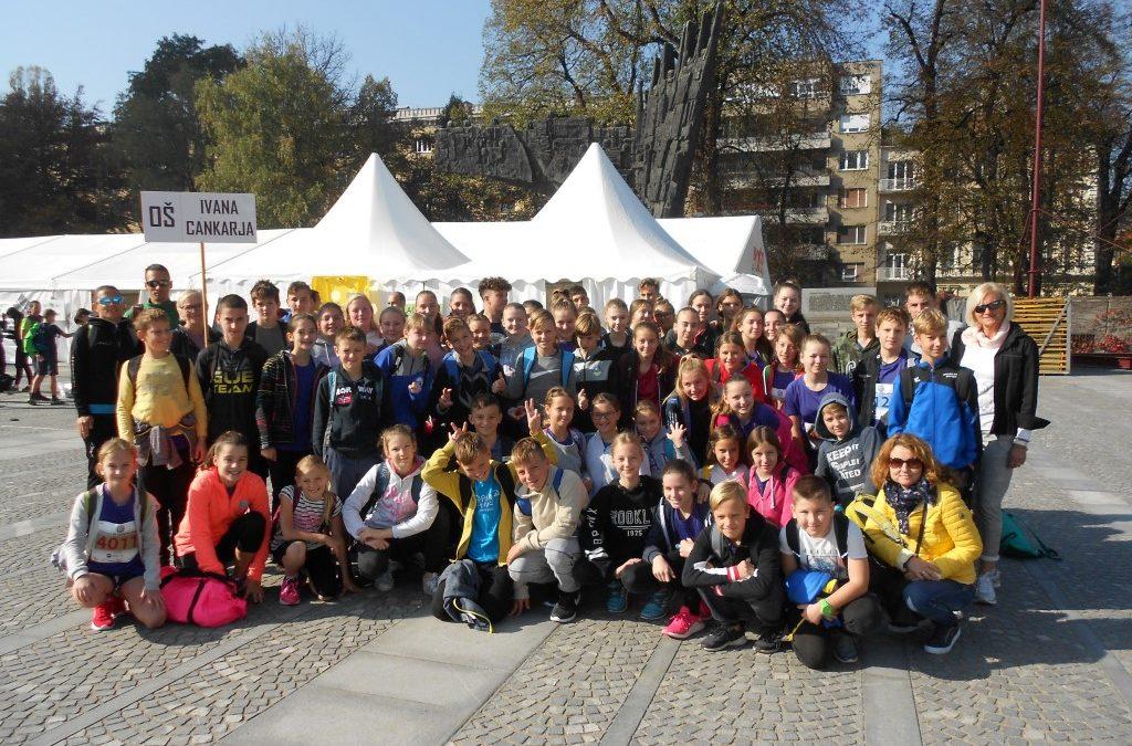 Ljubljanski maraton 2019