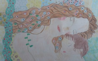 Virtualna razstava učencev neobveznega predmeta umetnost