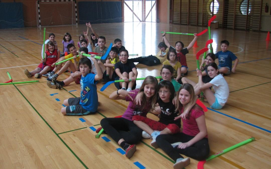 Športne dejavnosti v šoli