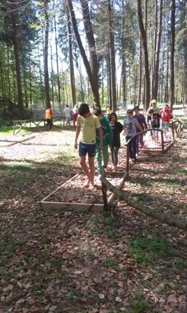Naravoslovni dan v Arboretumu Volčji Potok – 6. razred