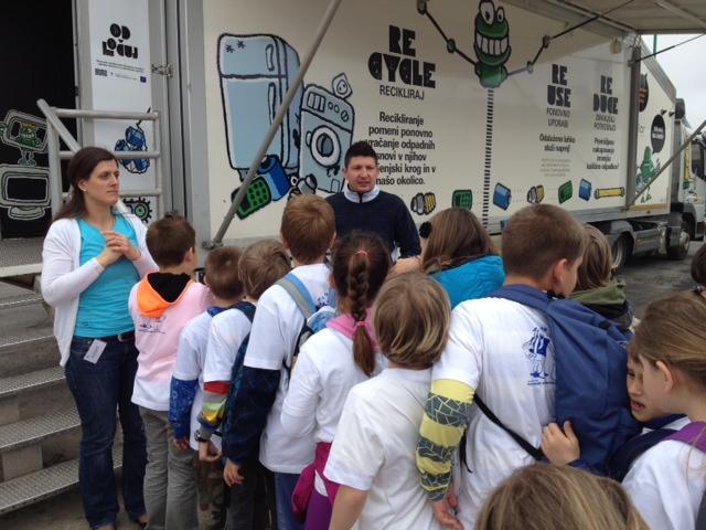 Okoljevarstveni naravoslovni dan tretješolcev