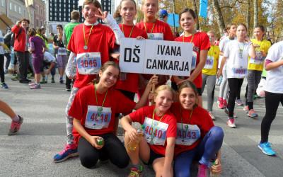 Ljubljanski maraton-prijave