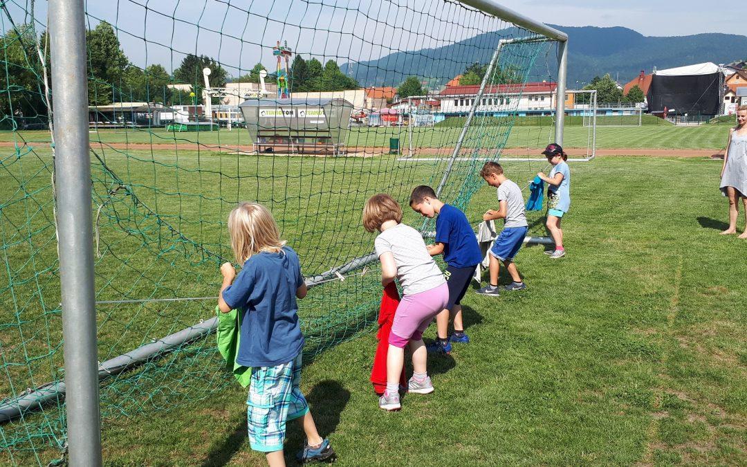 Športne igre drugih razredov