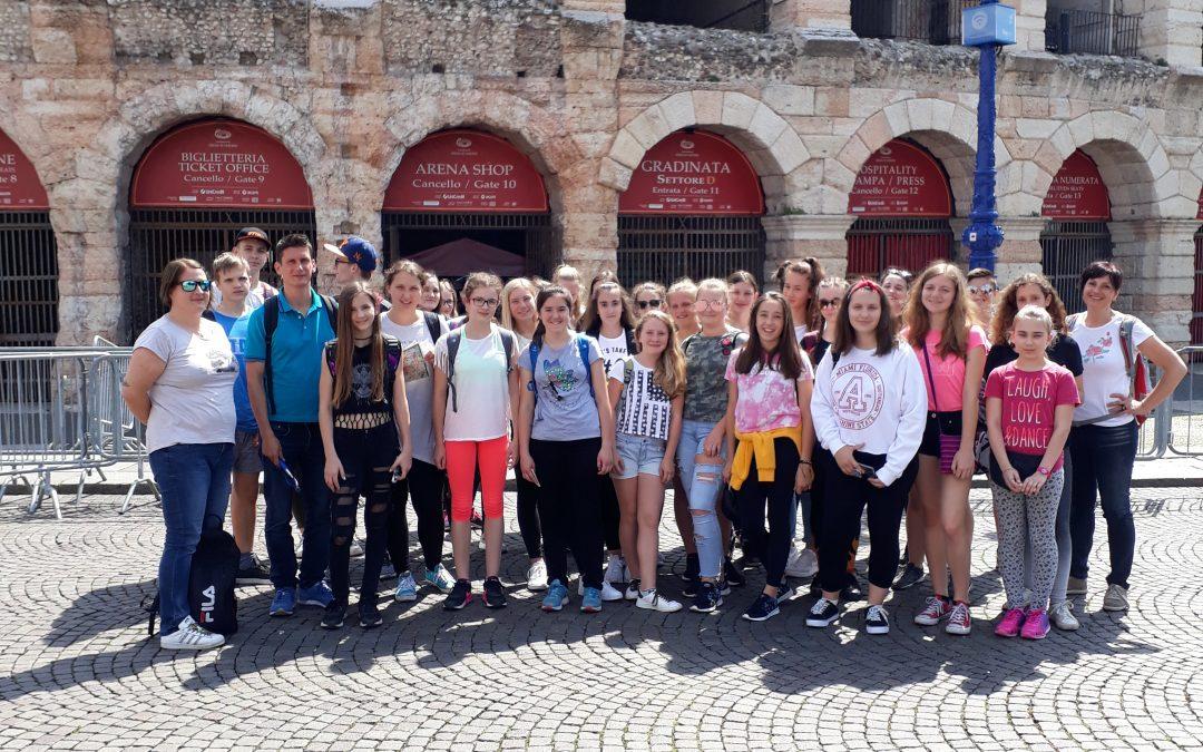 Ekskurzija v Italijo
