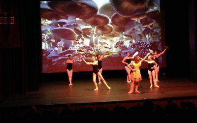 Baletna predstava Alica v Čudežni deželi