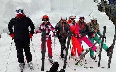 Zimski športni dan za učence 7. do 9. razreda