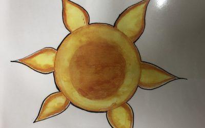 Varno s soncem v 5. B razredu