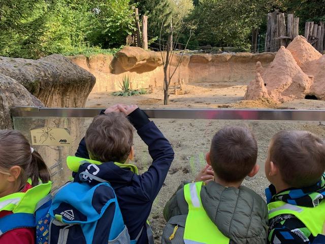 Obisk živalskega vrta