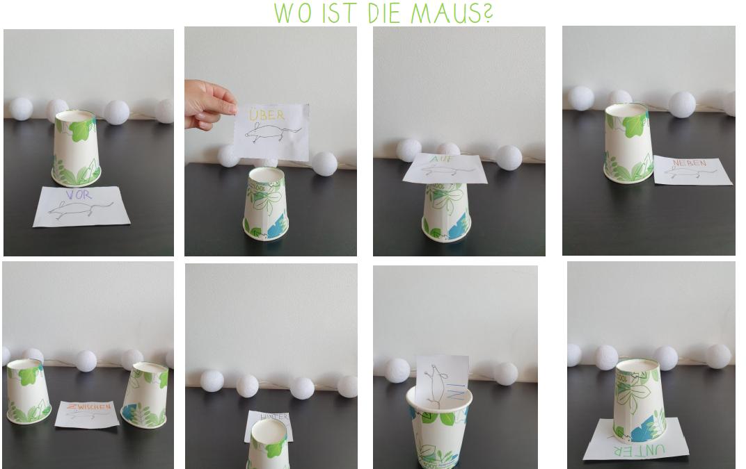 Deutsch, aber kreativ! – Wo ist die Maus?