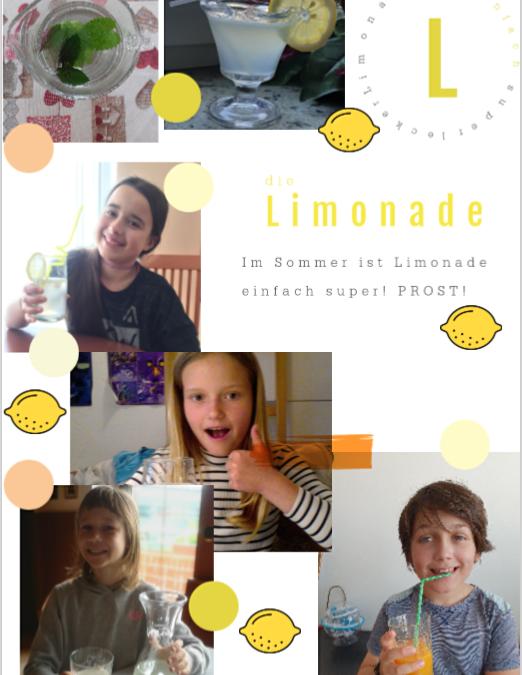 Eine Limonade, bitte!